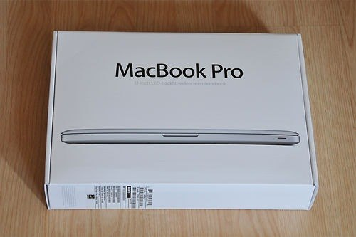 Jual NEW Open Box MacBook Pro 13 inch MD101