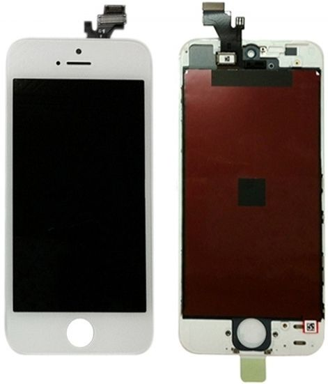 Jual LCD Assembly iPhone 5 original